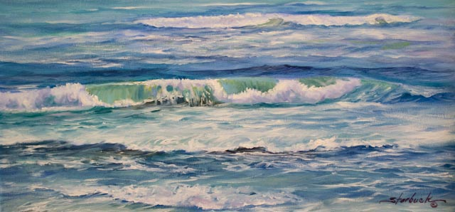 Rolling Surf 10x20